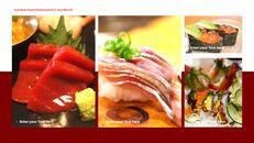 세계 최고의 스시 레스토랑 구글 슬라이드_13