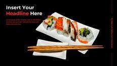 세계 최고의 스시 레스토랑 구글 슬라이드_16