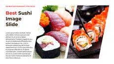 세계 최고의 스시 레스토랑 구글 슬라이드_17