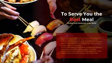 세계 최고의 스시 레스토랑 구글 슬라이드_19