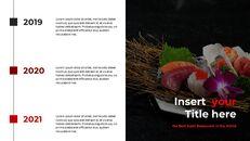 세계 최고의 스시 레스토랑 구글 슬라이드_35