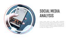 소셜 미디어 프레젠테이션용 Google 슬라이드_03