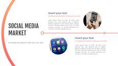 소셜 미디어 프레젠테이션용 Google 슬라이드_09