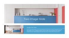 3d 현대 인테리어 심플한 Google 슬라이드 템플릿_22