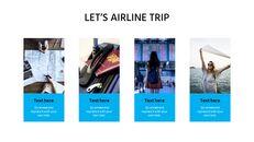 비행기 여행 프레젠테이션용 Google 슬라이드_04