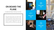 비행기 여행 프레젠테이션용 Google 슬라이드_08