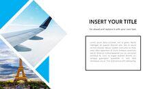 비행기 여행 프레젠테이션용 Google 슬라이드_15