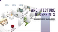 건축 설계도면 파워포인트 템플릿_05