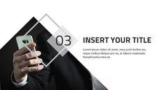 회사 소개 심플한 Google 슬라이드 템플릿_14