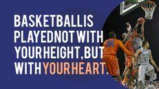 농구 경기 베스트 PPT 템플릿_10