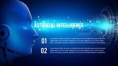 인공 지능 베스트 파워포인트 템플릿_09