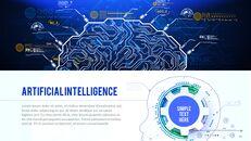 인공 지능 베스트 파워포인트 템플릿_27