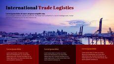 국제 무역 물류 파워포인트 슬라이드_25