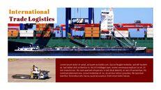 국제 무역 물류 파워포인트 슬라이드_26