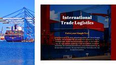 국제 무역 물류 파워포인트 슬라이드_27