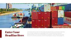 국제 무역 물류 파워포인트 슬라이드_28
