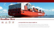 국제 무역 물류 파워포인트 슬라이드_32