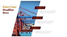 국제 무역 물류 파워포인트 슬라이드_38