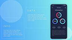 데이터 UI / UX 분석 테마 키노트 디자인_14