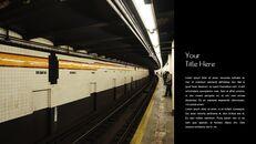 지하철 Google 슬라이드의 파워포인트_23