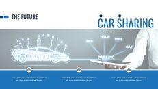 자동차 공유 서비스 피치덱 맞춤형 구글 슬라이드_13