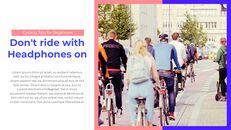 초보자를위한 자전거 팁 인터랙티브 Google 슬라이드_11