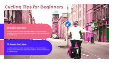 초보자를위한 자전거 팁 인터랙티브 Google 슬라이드_23