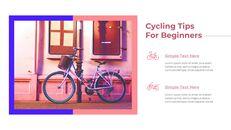 초보자를위한 자전거 팁 인터랙티브 Google 슬라이드_26