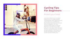 초보자를위한 자전거 팁 테마 PT 템플릿_04