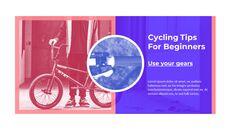 초보자를위한 자전거 팁 테마 PT 템플릿_06