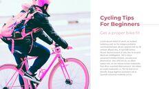 초보자를위한 자전거 팁 테마 PT 템플릿_07