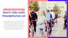 초보자를위한 자전거 팁 테마 PT 템플릿_11