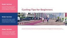 초보자를위한 자전거 팁 테마 PT 템플릿_18