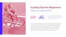 초보자를위한 자전거 팁 테마 PT 템플릿_24