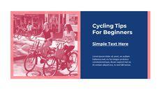 초보자를위한 자전거 팁 테마 PT 템플릿_37