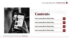 블랙 프라이데이 Google 프레젠테이션 템플릿_03