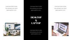 데스크탑 및 노트북 PowerPoint 프레젠테이션 템플릿_09