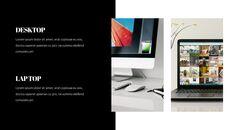 데스크탑 및 노트북 PowerPoint 프레젠테이션 템플릿_18