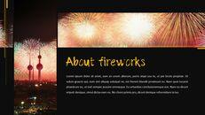 불꽃 축제 테마 PPT 템플릿_03