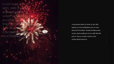 불꽃 축제 테마 PPT 템플릿_11