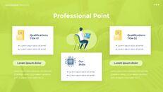 Infographic 평면 디자인 서식 파일 맞춤형 구글 슬라이드_07