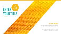 허니비(꿀벌) 간단한 디자인 템플릿_06