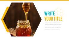 허니비(꿀벌) 간단한 디자인 템플릿_07