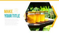 허니비(꿀벌) 간단한 디자인 템플릿_08