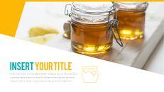 허니비(꿀벌) 간단한 디자인 템플릿_19