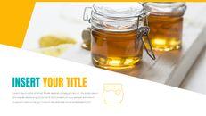 허니비(꿀벌) 창의적인 구글슬라이드_19