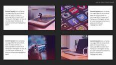 최신 및 새로운 스마트 폰 목록 프레젠테이션용 Google 슬라이드_13
