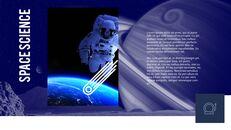 우주 과학 파워포인트 프레젠테이션 예제_04