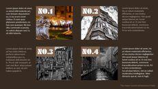 이탈리아의 주요 관광 명소 테마 PPT 템플릿_14