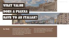 이탈리아의 주요 관광 명소 테마 PPT 템플릿_18